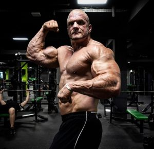 Zitronenquark biceps big germany