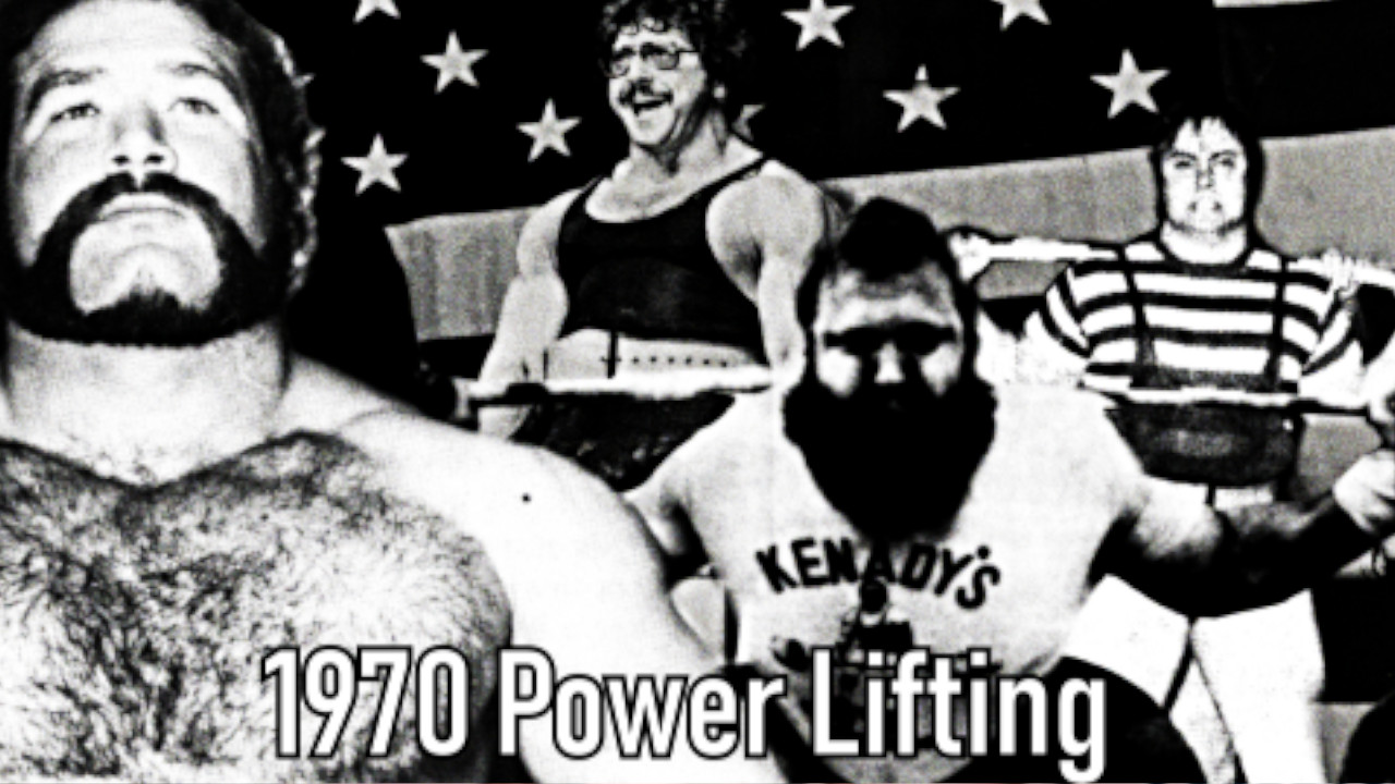 70s powerlifting legends
