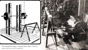 First Power Rack built ever