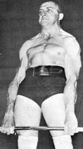 Bob Peoples Deadlift legend