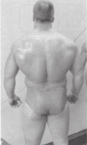 john kuc's back spinal erector powerlifting