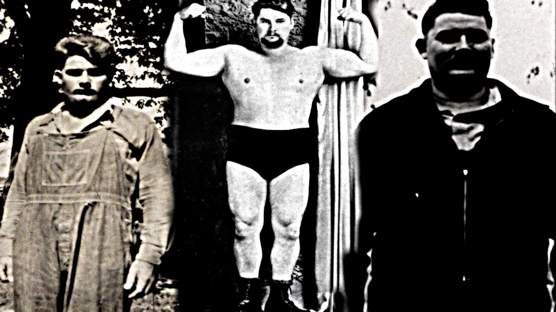 Joseph Curtis Hise Oldschool Powerlifter