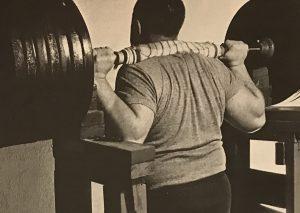 Hise Shrug oldschool exercise