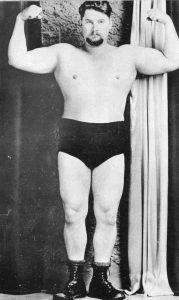 Joseh Curtis Hise strongman oldschool