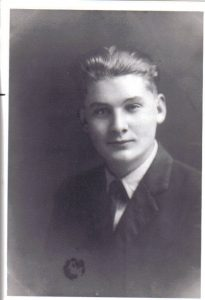 Young Joseph Curtis Hise