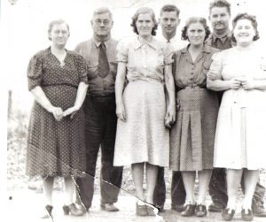 Joseh Curtis Hise Family