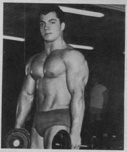 Marvin Eder Training oldschool