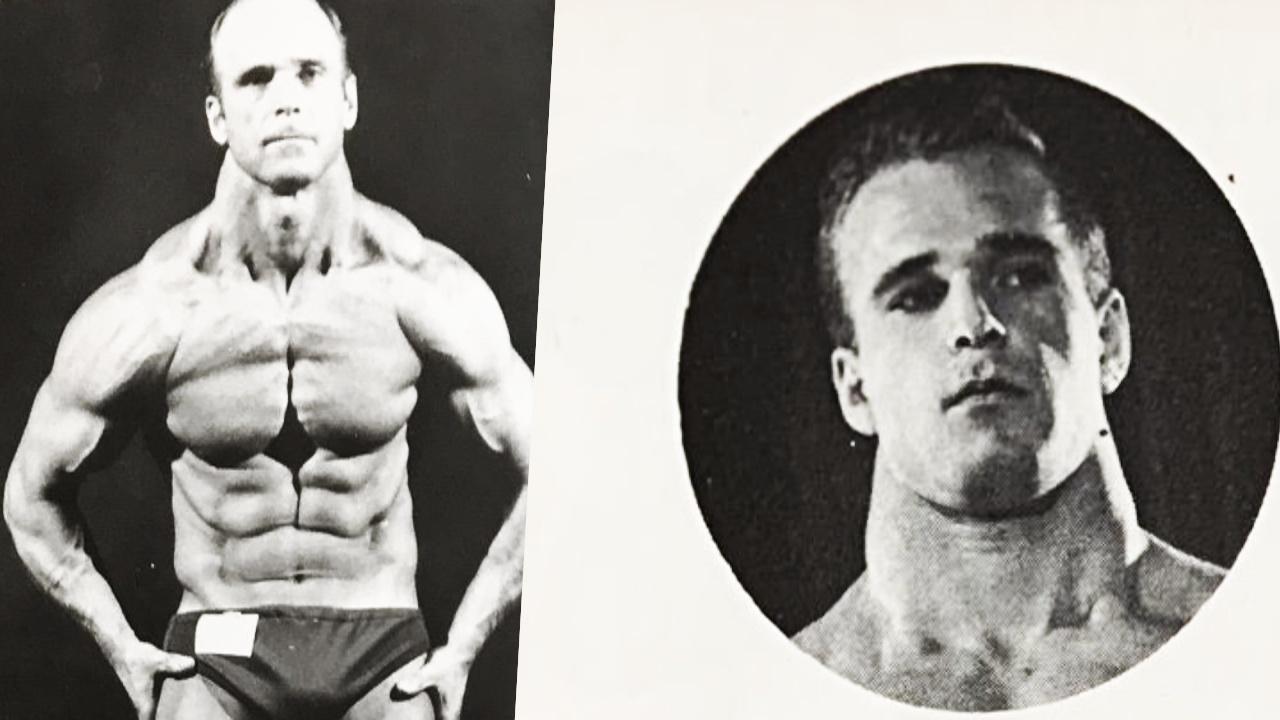 Vic Seipke neck training