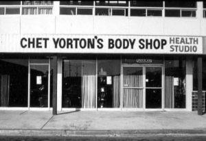 Chester Yorton Gym 1960