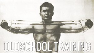 Expander training oldschool