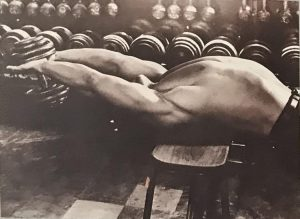 Reg Park Pull Over Back training