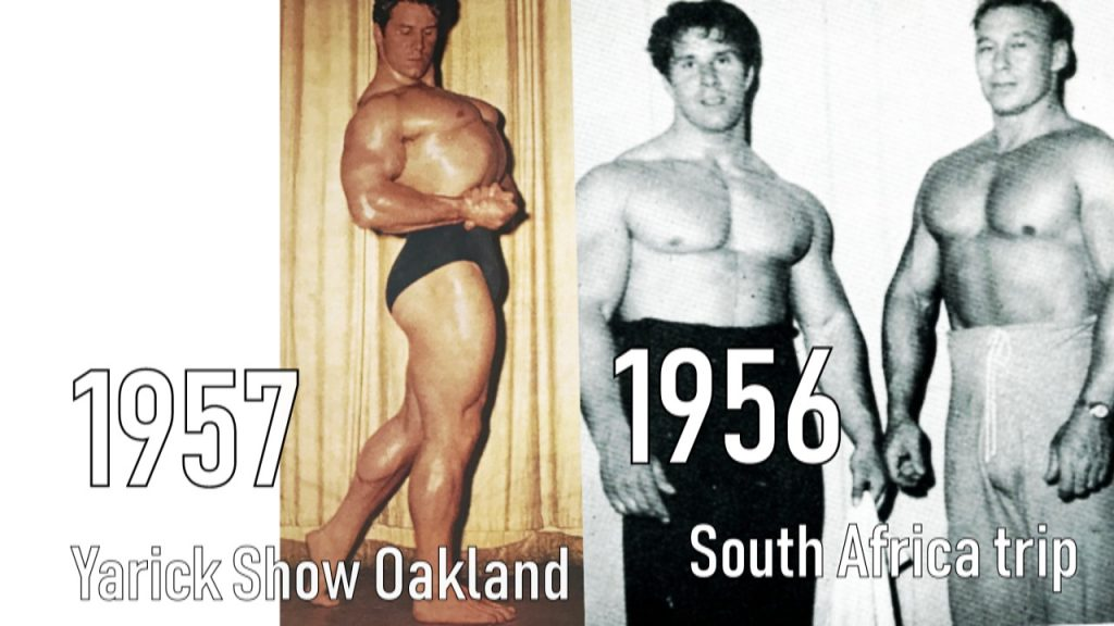 Reg Park Off Season Training
