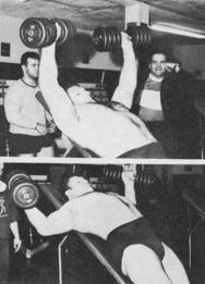 Bruno Sammartino incline laterals