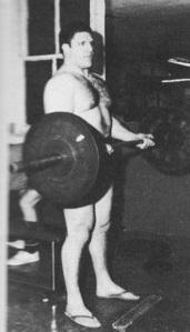 Bruno Sammartino biceps curl