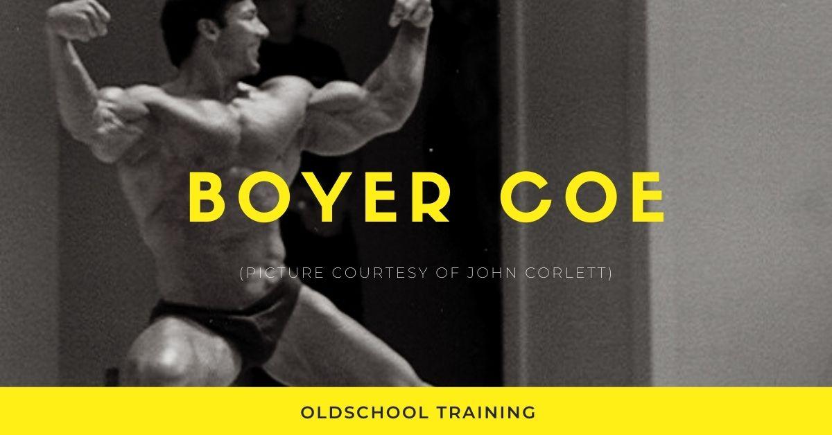 boyer coe bodybuilder