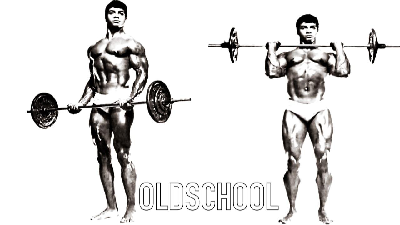 Harold Poole Training routine