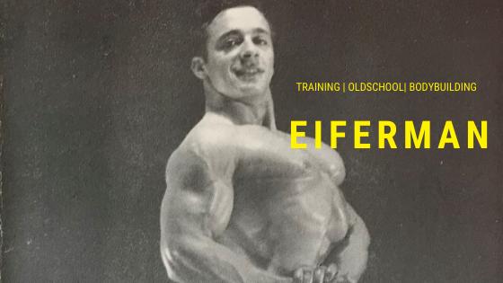 George Eiferman training routine