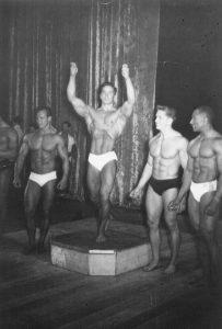 Bill Pearl 1953 Mr America