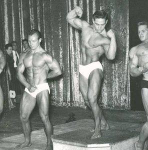Bill Pearl Zabo Koszewski bodybuilding