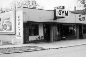 Bill Pearl Gym