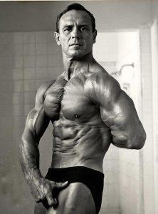 Irvin Zabo Koszewski bodybuilder