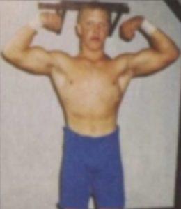 Svend Karlsen Young Age