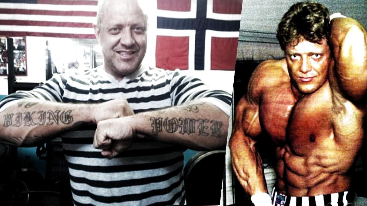 Svend Karlsen strongman
