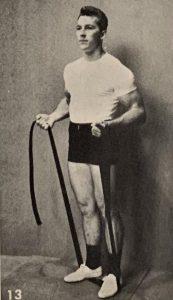 band workout biceps