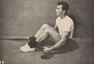 Band Workout legs