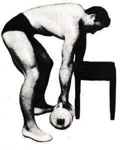 kettle bell workout oldschool