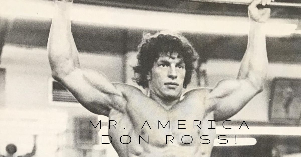 don ross bodybuilder