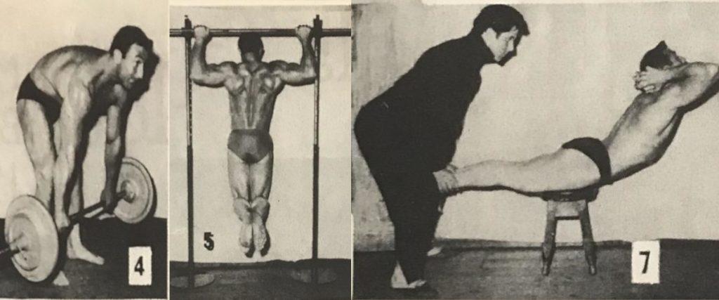 John Isaac back training