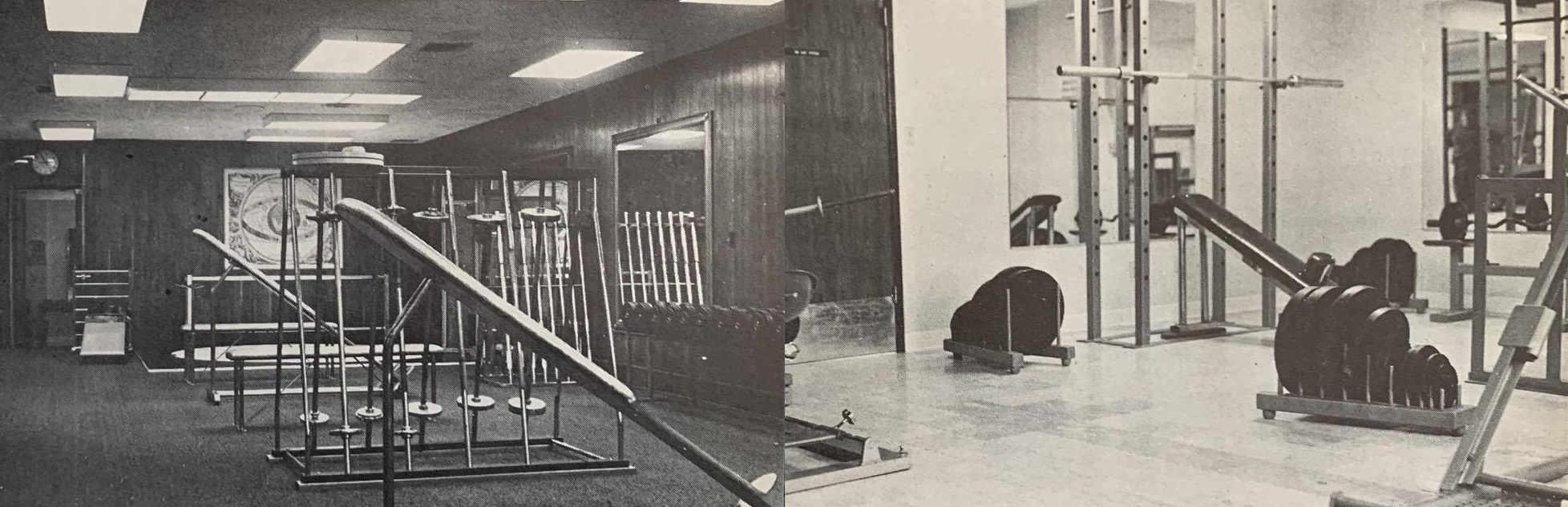Bill Pearl Gym oldschool