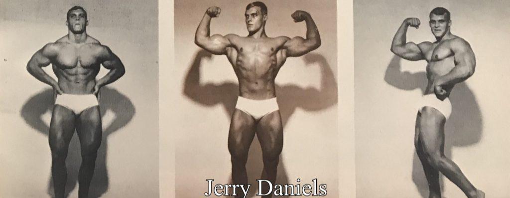 Jerry Daniels Sergio Oliva 1965 america