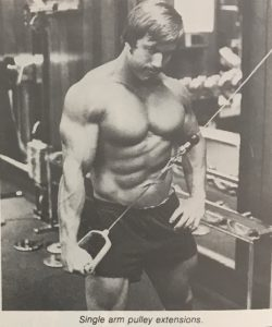 Dale Adrian Triceps