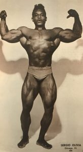 Sergio Oliva young 1965