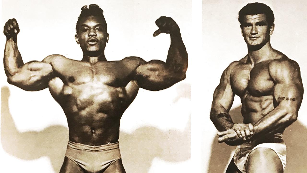 Sergio Oliva Young Mr. America