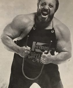 Steve merjanian powerlifting