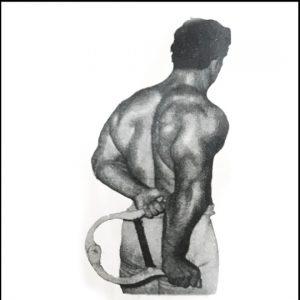 Reg Park arm workout bodybuilding