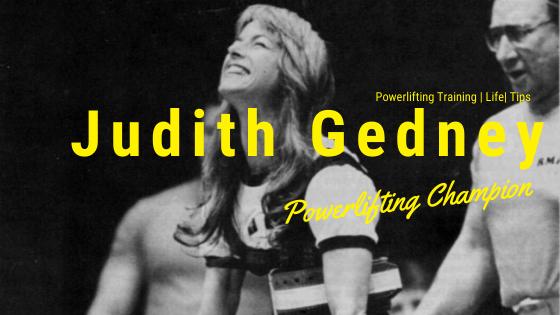 Judith Gedney
