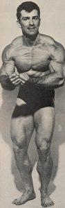 Bob Gajda bodybuilder mr america