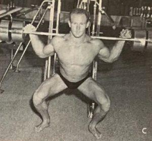 Squats Lloyd Red Lerille