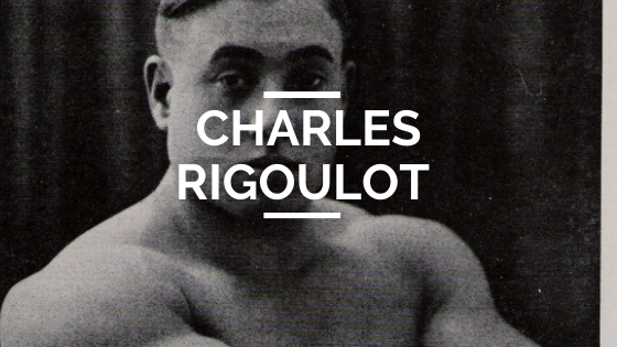 charles rigoulot workout