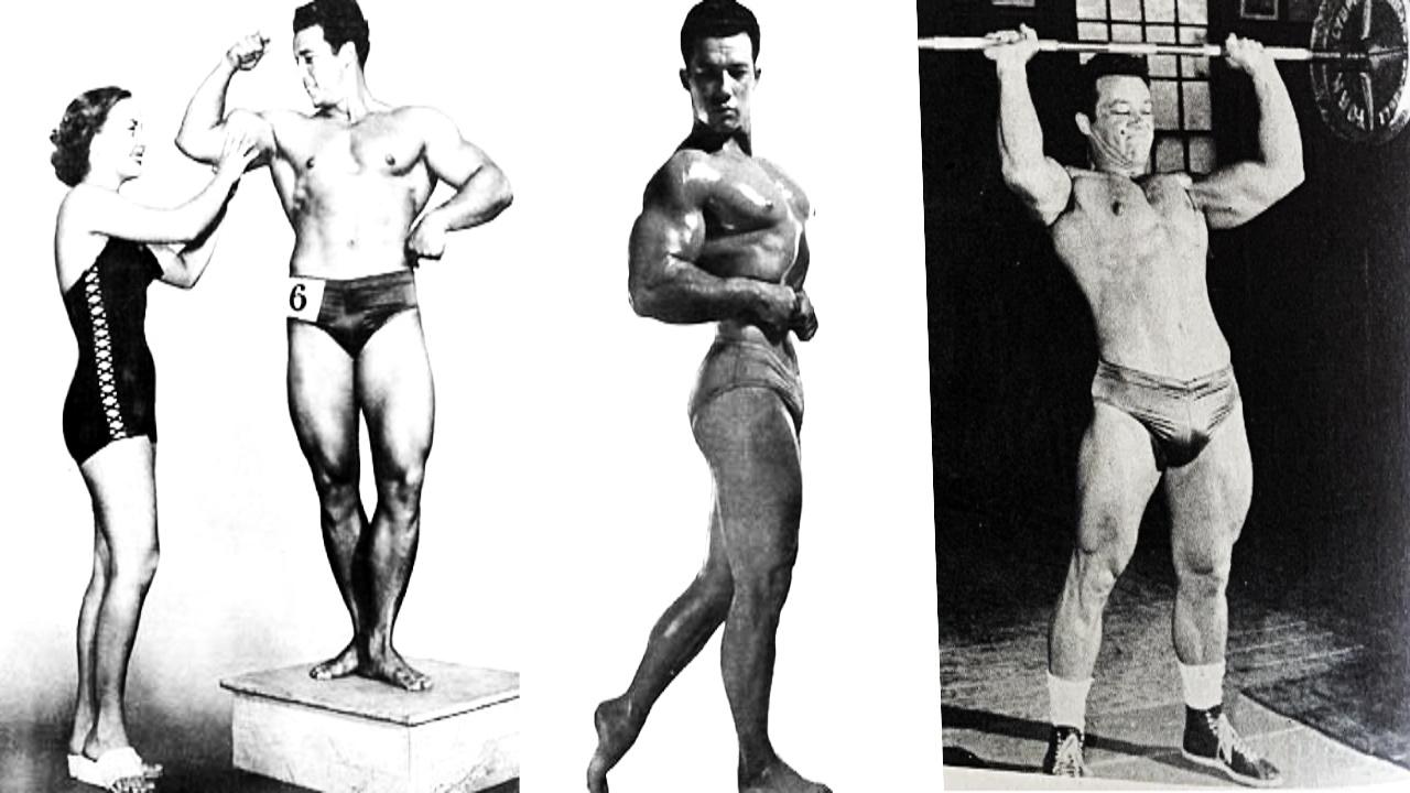 Jim Park workout