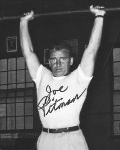 Joe Pitman Weightlifting training tips