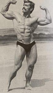 Paul Hill bodybuilding
