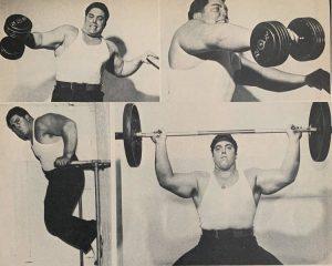 Pat Casey Shoulder Workout