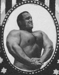 Steve Merjanian powerlifter