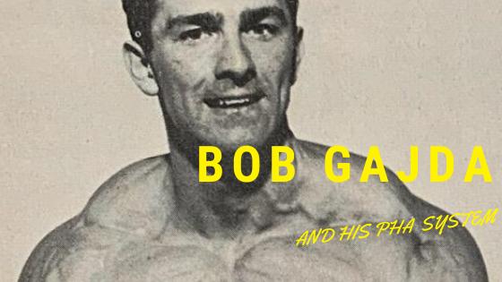 Bob Gajda bodybuilder