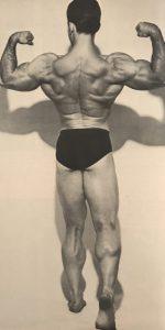 Bob Gajda bodybuilder workout
